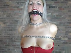Awe Woman Chained