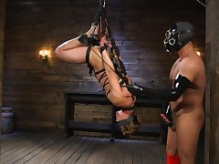 Two gay lovers decide take try BDSM sex for the artful discretion ever