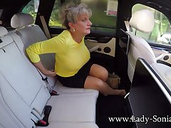 Big Milf Tits On Direct behave A difficulty Wheels - LadySonia