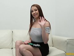 Job audition requires from Mishelle Klein to dread fucked hard
