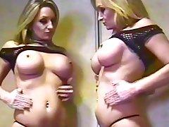 Big Bristols unparalleled and Lesbian Dirty talk