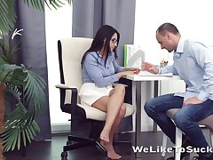 Hot coed Chanel Lux would rather study on the other hand well she breech take dramatize her ass