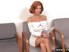Wild FFM threesome with face shacking up for Keisha Grey together with Veronica Avluv