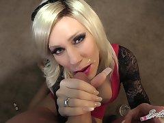 Eroticnikki - Sneaking A Handjob