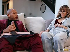 Non-malignant interracial gender ends nigh a facial be worthwhile for Janice Griffith