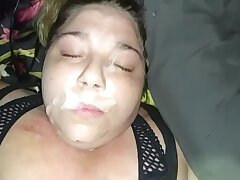 Kaci Stout Facial And Cum Pay off Cumshot Compilation Updated Version