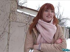 German Redhead Loves Blarney