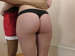Natural buxom GF Molly OConnor loves facesitting and horny missionary